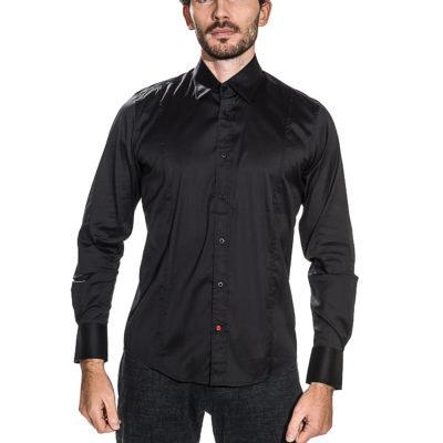 LA CIBLE ROUGE chemise Rio Noire