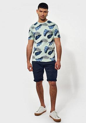 KAPORAL T-shirt régular Homme imprimé all over Barowe