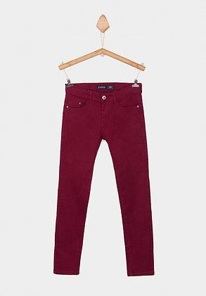 TIFFOSI Jeans Jaden skinny bordeaux