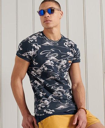 SUPERDRY T-Shirt AOP À Poche En Édition Limitée