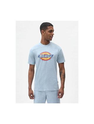DICKIES T.Shirt Icon Logo Fog blue