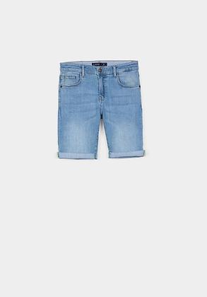 TIFFOSI Short en jeans SlimJoe_37 C10