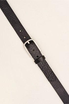 SALSA ceinture cuir boucle mat