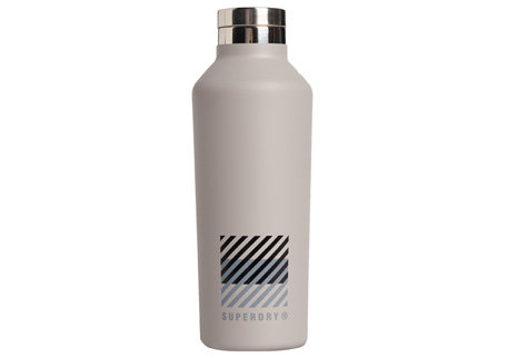 SUPERDRY Bouteille Thermos Training Steel Frost grey