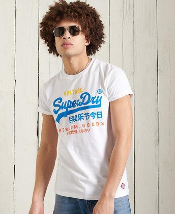 SUPERDRY T.Shirt Vintage Logo Tri