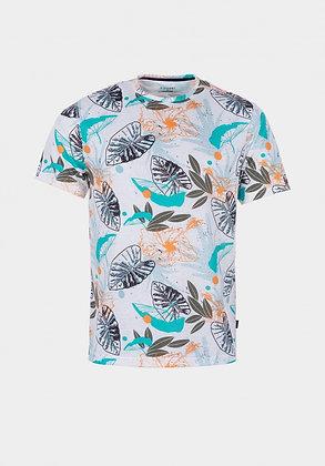 TIFFOSI T.Shirt Nylwood blanc