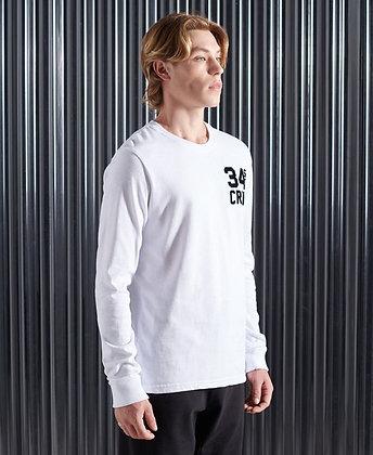 SUPERDRY T-shirt blanc NYC