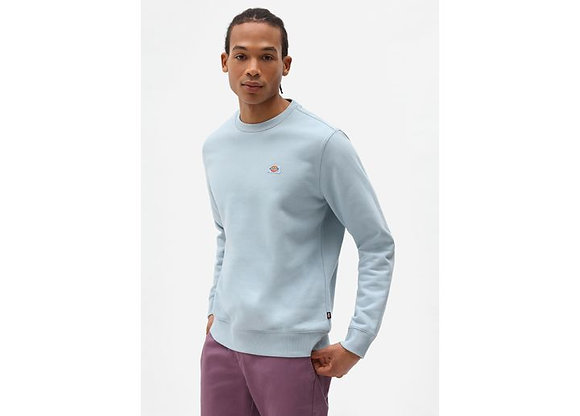 DICKIES Sweat  OAKPORT  - FOG BLUE