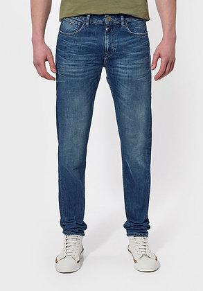 KAPORAL Jeans DARKO Slim Quamid bleu délavé