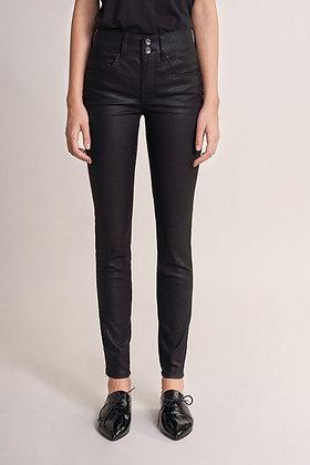 SALSA jeans push-in noir motifs