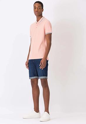 TIFFOSI Harrow Bermuda en jeans coupe droite