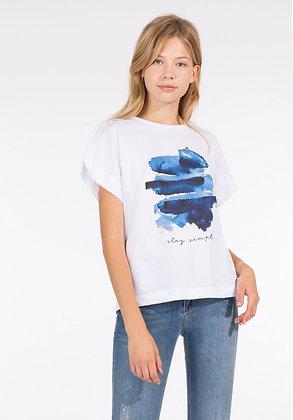 TIFFOSI T.shirt Milk