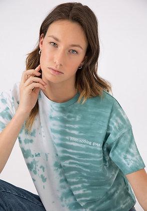 TIFFOSI T.Shirt Navio vert