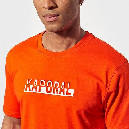 KAPORAL T.shirt slim dino fired avec imprimé relief