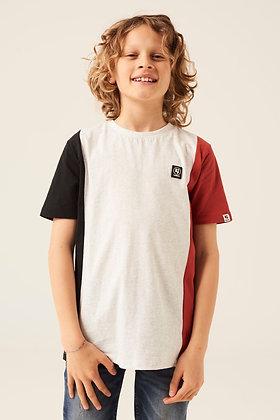 GARCIA T-shirt à blocs de couleur G13401