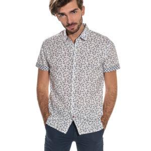LA CIBLE ROUGE chemise Shaq