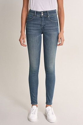 SALSA Jean Mystery Push Up skinny