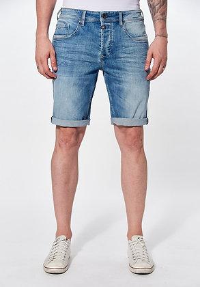 KAPORAL Shorts en jeans Straight Atlase Azurj