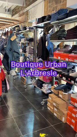 """Boutique """"accessible"""" grâce au  Click & Collect"""