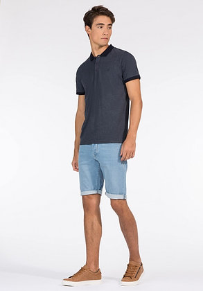 TIFFOSI Short Jean Slim Moloko Bleu Denim C10