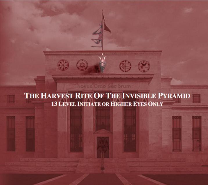 Secret Satanic Rituals at the Federal Reserve