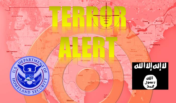 ISIS TERROR ALERT