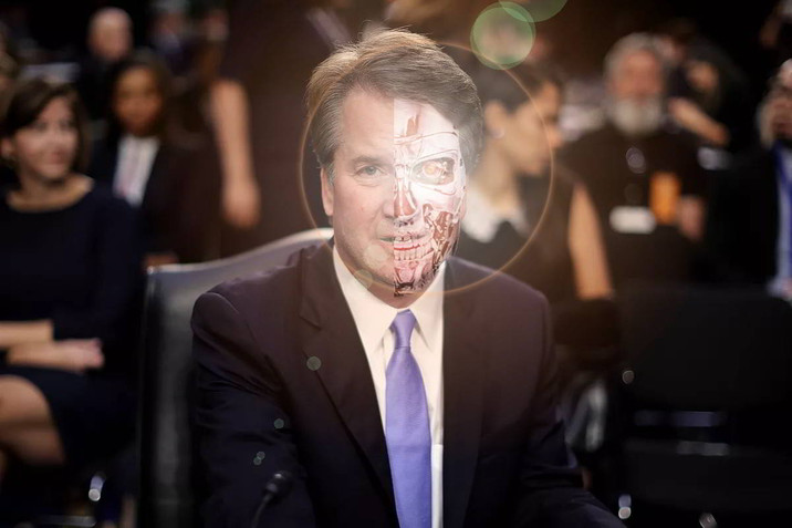 Ed Whelan: What If Robot Kavanaugh Double Sent Back In Time To Sex-Assault Ford?