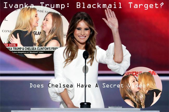 "Mom to Chelsea Clinton on Trump: ""Make Ivanka 'Cuck' Him"""