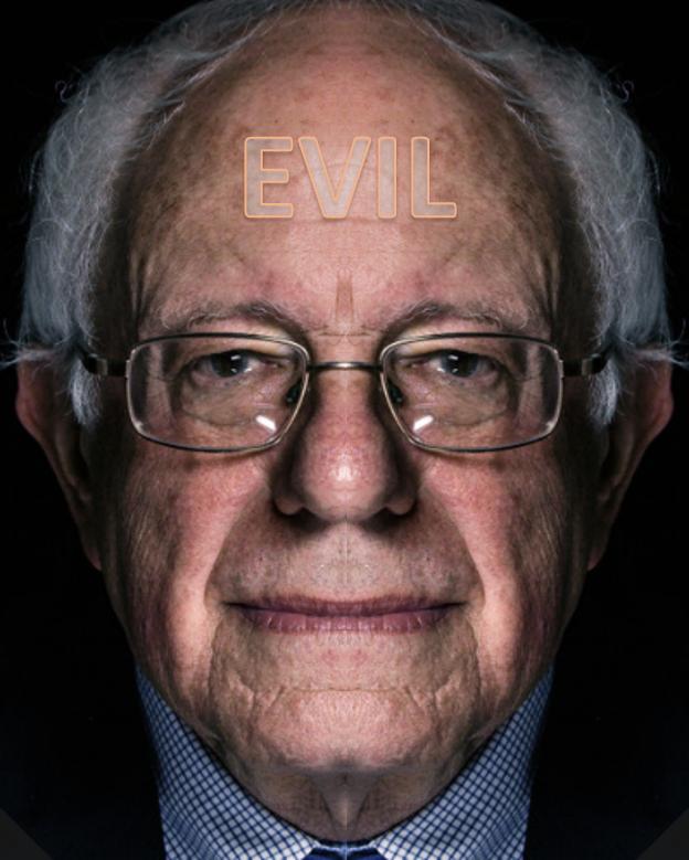 UNBELIEVABLE EVIL: Hillary's Sanders Plan