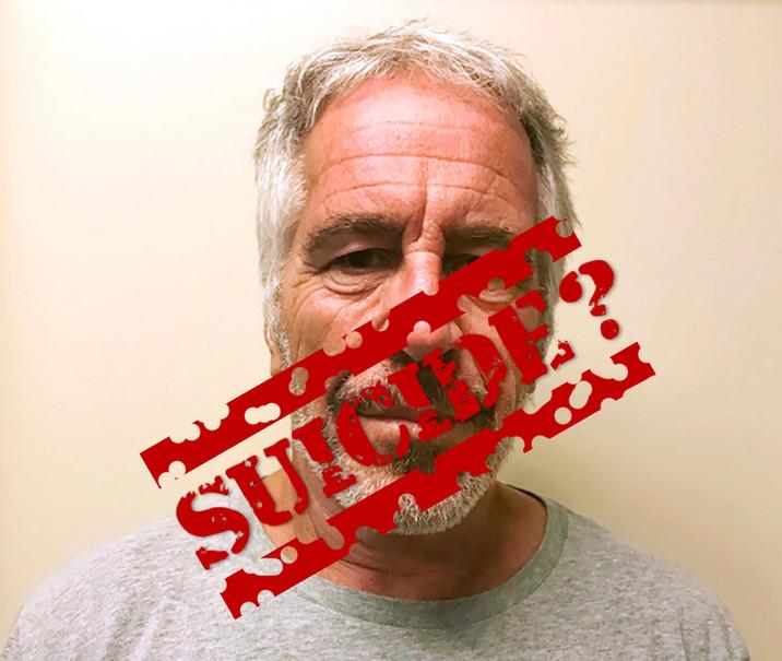 Insider Leak: Epstein KILLED SELF