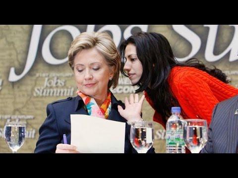 LEAKED: Huma-Hillary Lesbian Emails