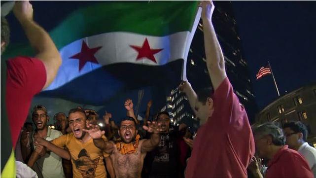 MANSPLAINER: Syrian Refugees