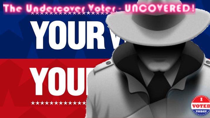 RTN Interviews - The Undercover (Trump) Voter
