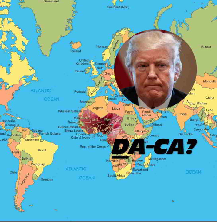 White House SPOX: Trump May Have Been Confused About DACA Acronym