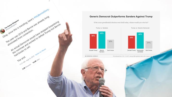 Professor Explains The Conspiracy Against Bernie Sanders