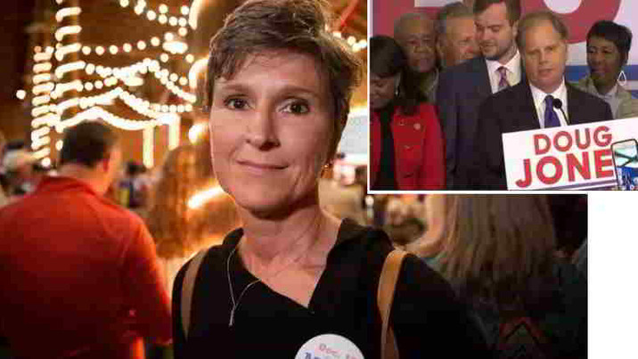Alabama Voter Wonders If Little Piece Of Her Soul Was Worth It