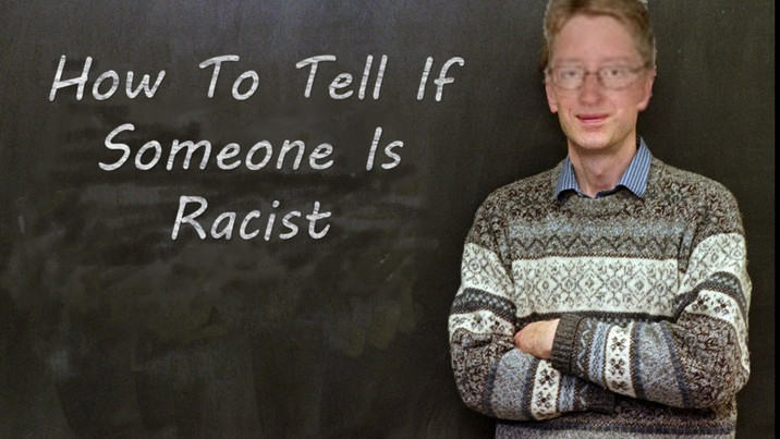 Professor: Telling If Someone is Racist is VERY Difficult