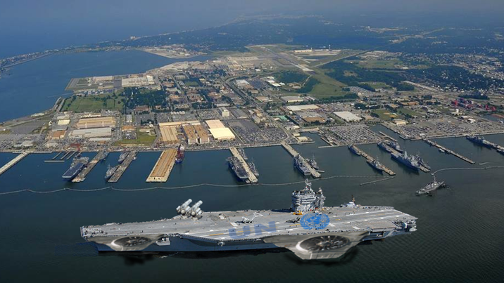 UN Aircraft Carrier INVADES AMERICAN WATERS. Obama ORDERS STAND-DOWN
