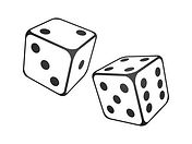 26619242-vector-illustration-of-dice-on-