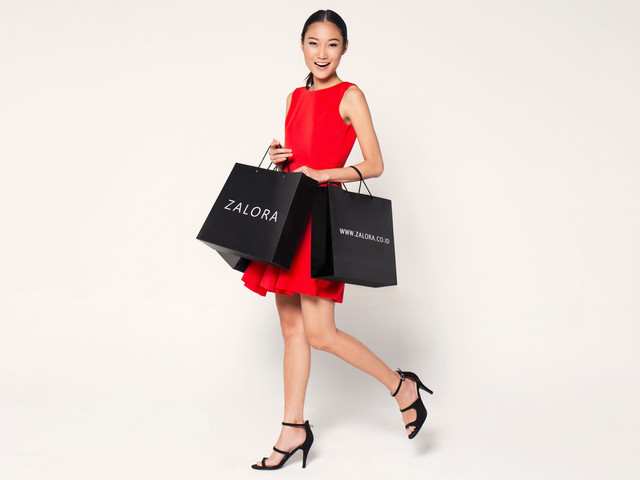 Zalora Stock Image for Great Sale