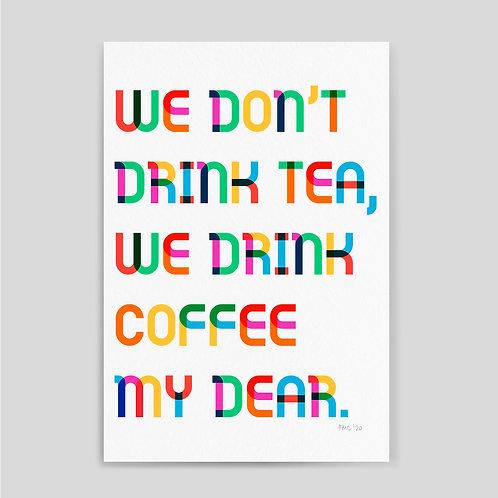 Francesca Molinari: Coffee
