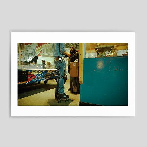 Cornas&Cavia: Arcade