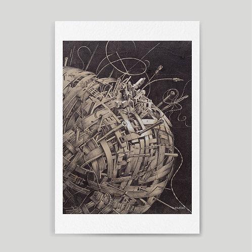 Víctor Soldini: Deconstrucción de la Esfera