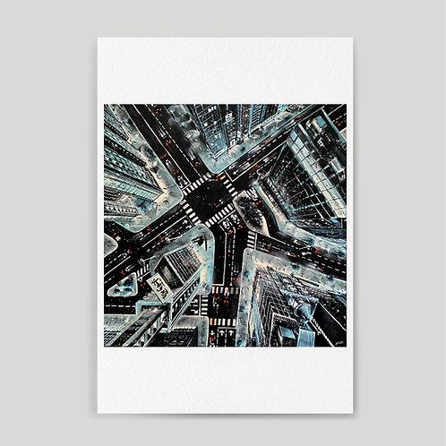 Yanny Ippoliti: Noche azul