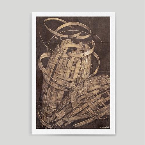 Víctor Soldini: Deconstrucción de tambores