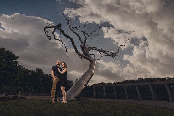 Arkansas Sean-and-Aleisa-Engagement-Session