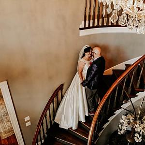 Brad and Stephanie