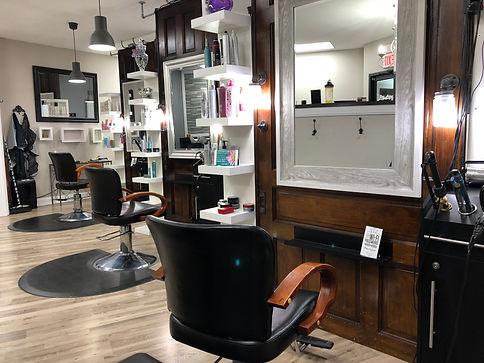Fringe Salon Studio Missouri
