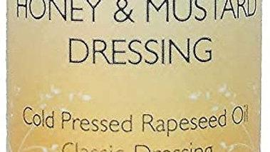 Just Oil - Honey and Mustard Dressing 250ml
