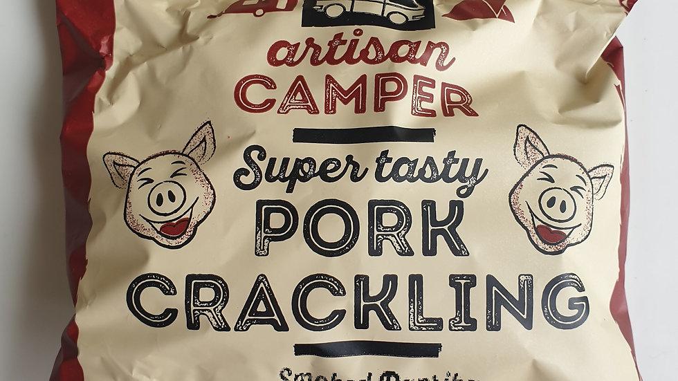 Artisan Camper - Smoked Paprika Pork Crackling 60g